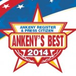 Voted Ankeny's Best 2014